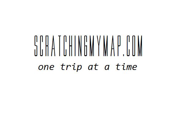 Scratchingmymap